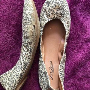 Lucky Brand Shoes - Women's size 8.5 lucky flats
